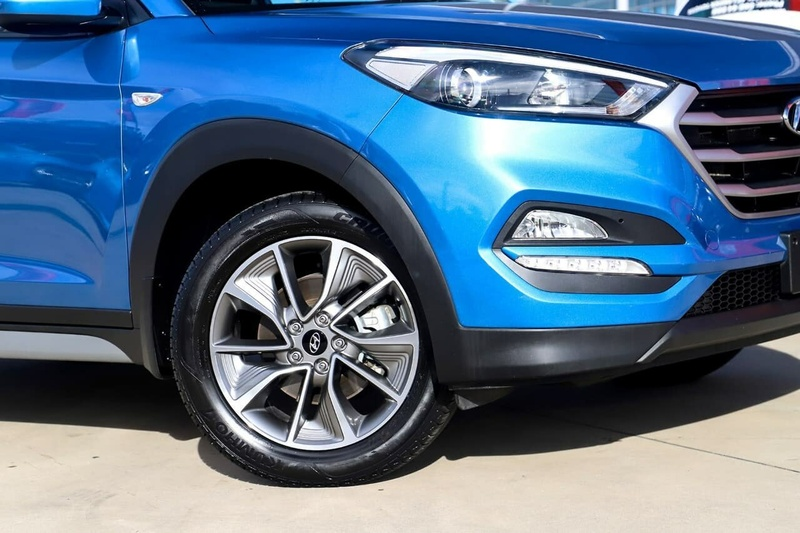 HYUNDAI TUCSON Active X TL Active X Wagon 5dr Spts Auto 6sp 2WD 2.0i [MY18]