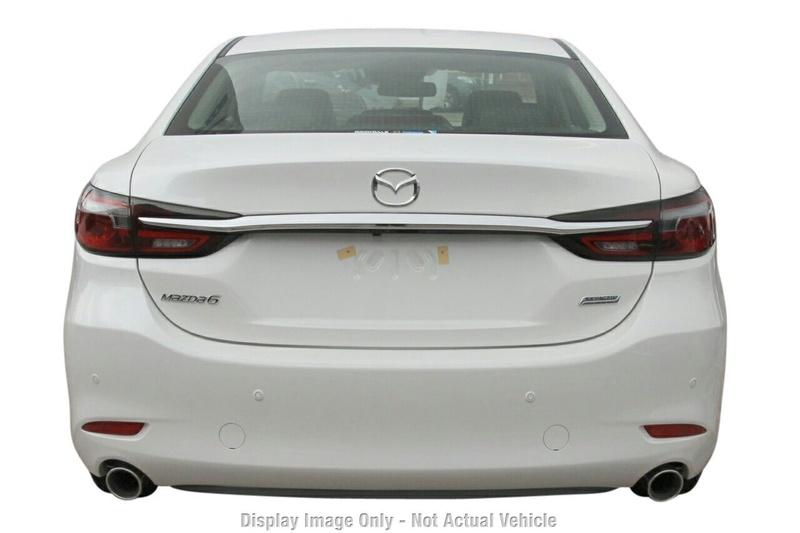 MAZDA 6 Touring GL Series Touring Sedan 4dr SKYACTIV-Drive 6sp 2.5i