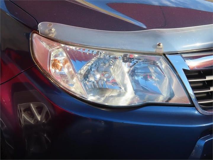 SUBARU FORESTER X S3 X. Wagon 5dr Man 5sp AWD 2.5i [MY09]