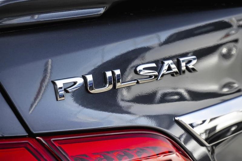 NISSAN PULSAR ST-L B17 ST-L Sedan 4dr CVT 1sp 1.8i [Feb]