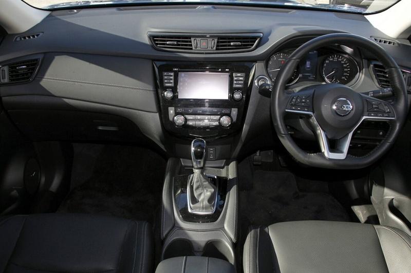 NISSAN X-TRAIL Ti T32 Series II Ti Wagon 5dr X-tronic 7sp 4WD 2.5i [Feb]
