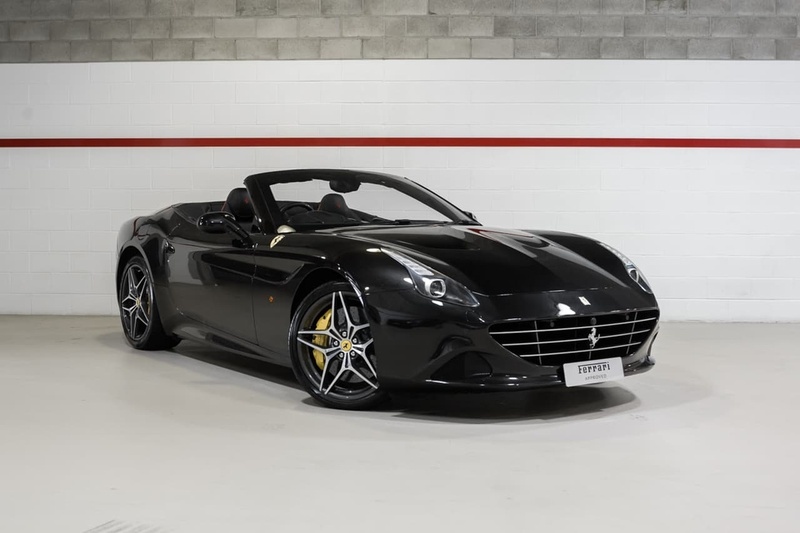 Ferrari California T >> 2016 Ferrari California T Sports Automatic Dual Clutch