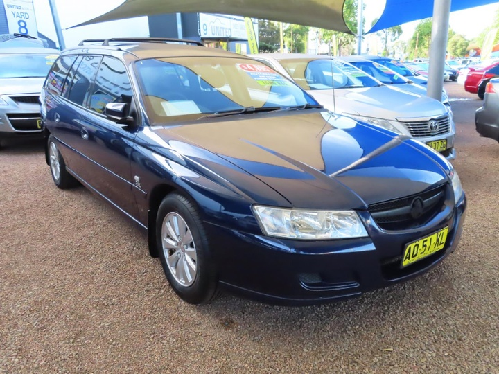 2004 HOLDEN COMMODORE Acclaim