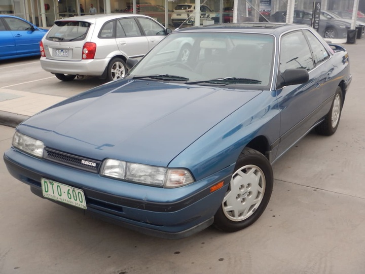 MAZDA MX-6  GD Series 1 Coupe 2dr Auto 4sp 2.2T [Feb]