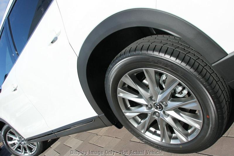 MAZDA CX-8 Asaki KG Series Asaki Wagon 7st 5dr SKYACTIV-Drive 6sp i-ACTIV AWD 2.2DTT [Jan]