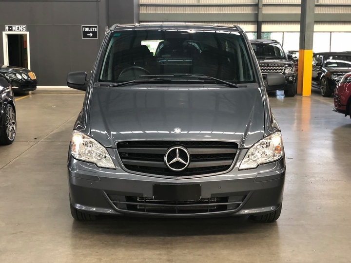 MERCEDES-BENZ VALENTE BlueEFFICIENCY 639 BlueEFFICIENCY Wagon 8st 5dr Auto 5sp 2.1DT [Mar]