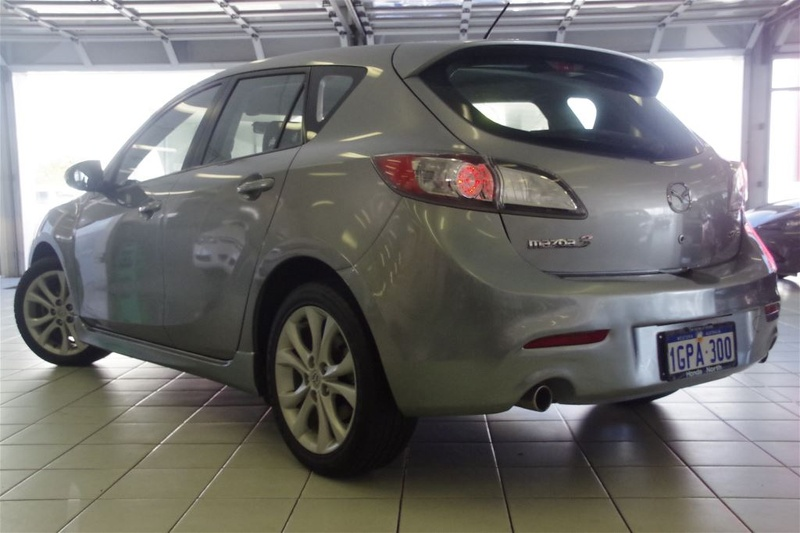 MAZDA 3 SP25 BL Series 1 SP25 Hatchback 5dr Activematic 5sp 2.5i [Apr]