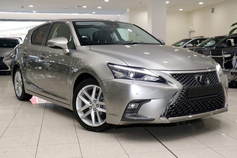 Lexus Ct200h For Sale >> 2018 Lexus Ct200h Sports Luxury Constantly Variable Transmission