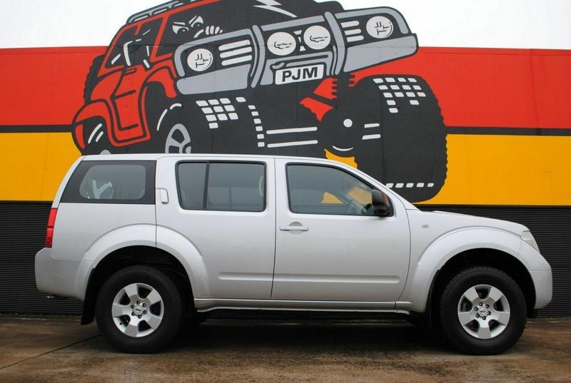 NISSAN PATHFINDER ST R51 ST Wagon 7st 5dr Man 6sp 4x4 2.5DT [Jul]