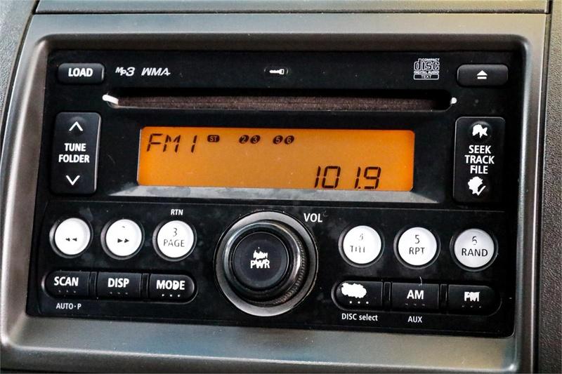 NISSAN NAVARA ST-X D40 ST-X Utility Dual Cab 4dr Man 6sp 4x4 2.5DT
