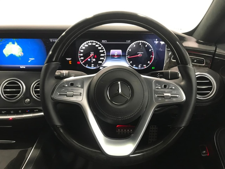 MERCEDES-BENZ S560  C217 Coupe 2dr 9G-TRONIC 9sp 4.0TT