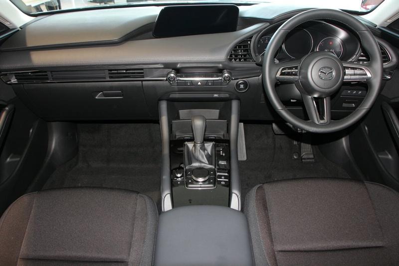 MAZDA 3 G25 BP Series G25 Evolve Sedan 4dr SKYACTIV-Drive 6sp 2.5i [Mar]