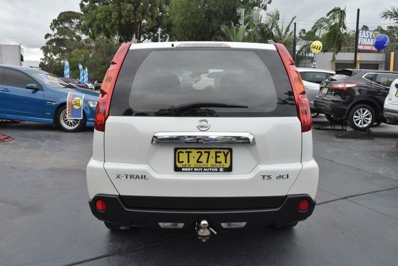 NISSAN X-TRAIL TS T31 TS Wagon 5dr Man 6sp 4x4 2.0DT