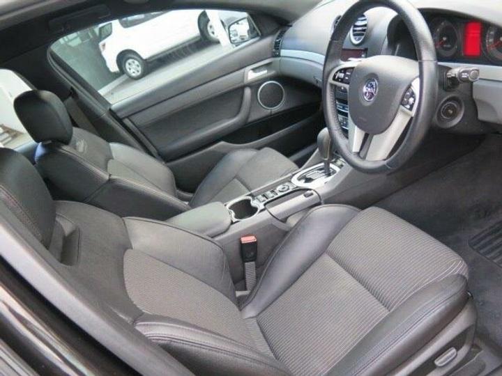HOLDEN COMMODORE SV6 VE Series II SV6 Z Series Sedan 4dr Spts Auto 6sp 3.6i [MY12.5]