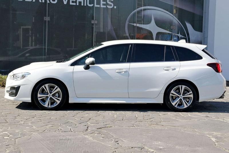 SUBARU LEVORG 1.6 GT V1 1.6 GT. Wagon 5dr CVT 6sp AWD 1.6T [MY18]