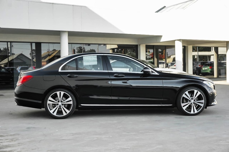 MERCEDES-BENZ C200  W205 Sedan 4dr 7G-TRONIC + 7sp 2.0T [Jun]