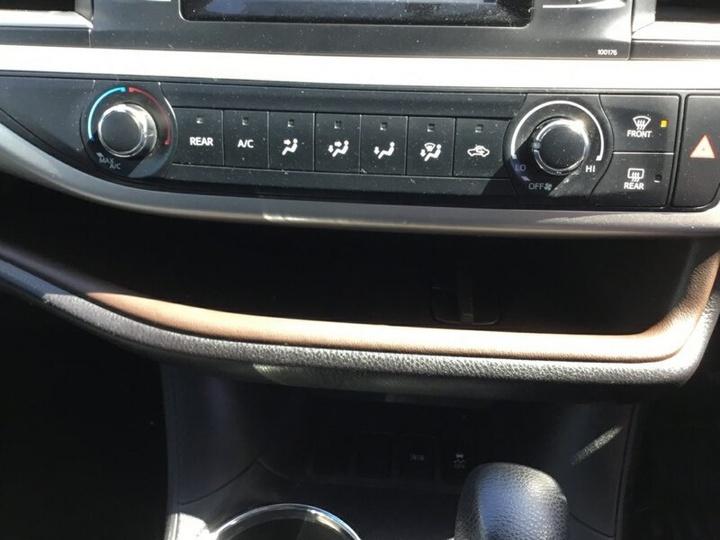 TOYOTA KLUGER GX GSU50R GX Wagon 7st 5dr Spts Auto 6sp 2WD 3.5i [Mar]
