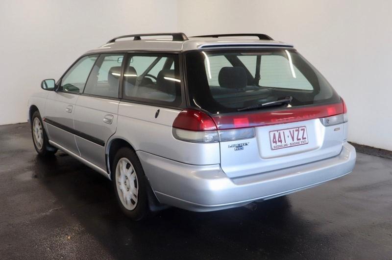 SUBARU LIBERTY GX 2GEN GX. Wagon 5dr Auto 4sp AWD 2.2i [MY98]