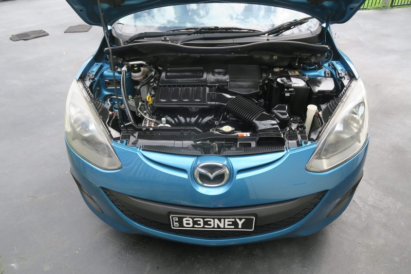 MAZDA 2 Neo DE Series 2 Neo Hatchback 5dr Man 5sp 1.5i [MY12]