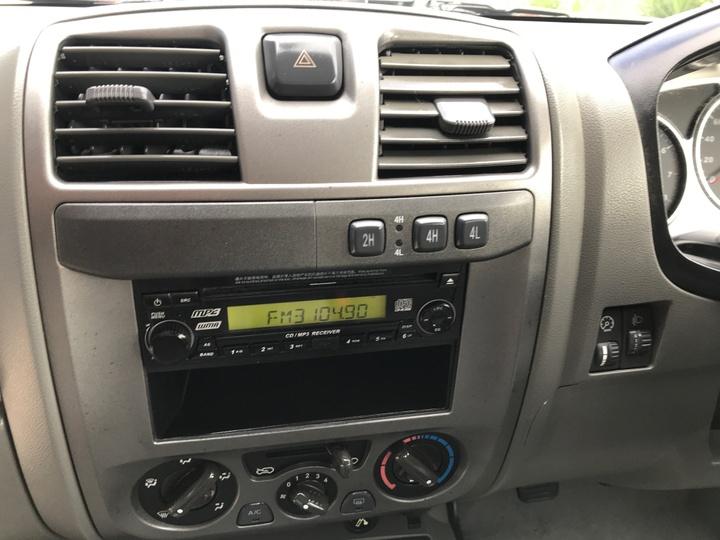GREAT WALL V240  K2 Utility Dual Cab 4dr Man 5sp 4x4 2.4i [MY11]