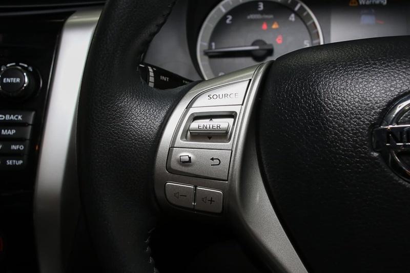 NISSAN NAVARA ST D23 ST N-SPORT Utility Dual Cab 4dr Spts Auto 7sp 4x4 2.3DTT