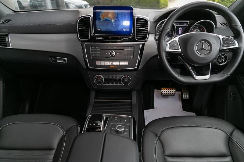 MERCEDES-BENZ GLE250 d W166 d Wagon 5dr 9G-TRONIC 9sp 4MATIC 2.1DT [Jan]