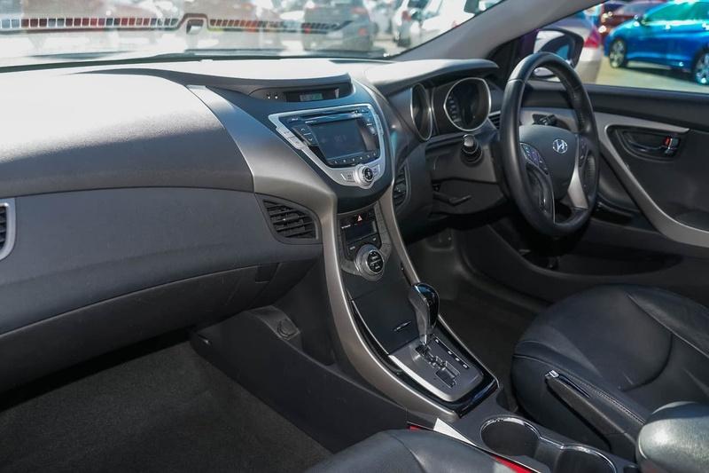 HYUNDAI ELANTRA Premium MD2 Premium Sedan 4dr Spts Auto 6sp 1.8i [Jul]