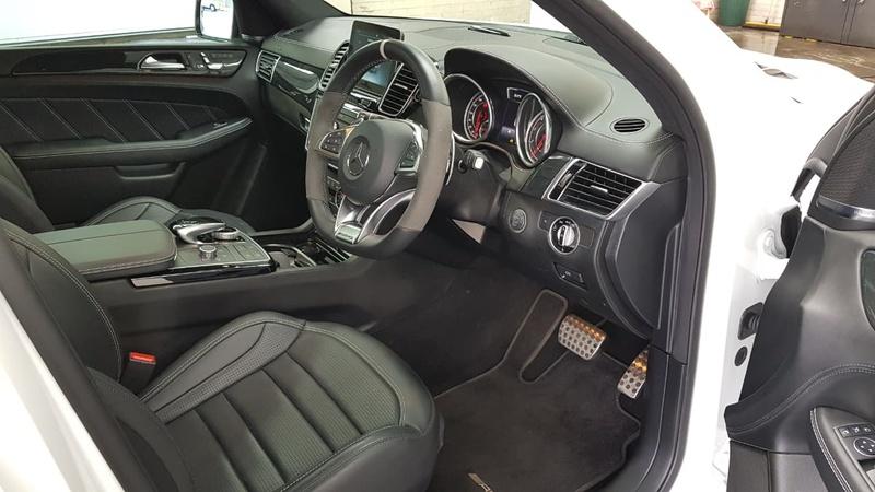 MERCEDES-BENZ GLE63 AMG W166 AMG S Wagon 5dr SPEEDSHIFT PLUS 7sp 4MATIC 5.5TT