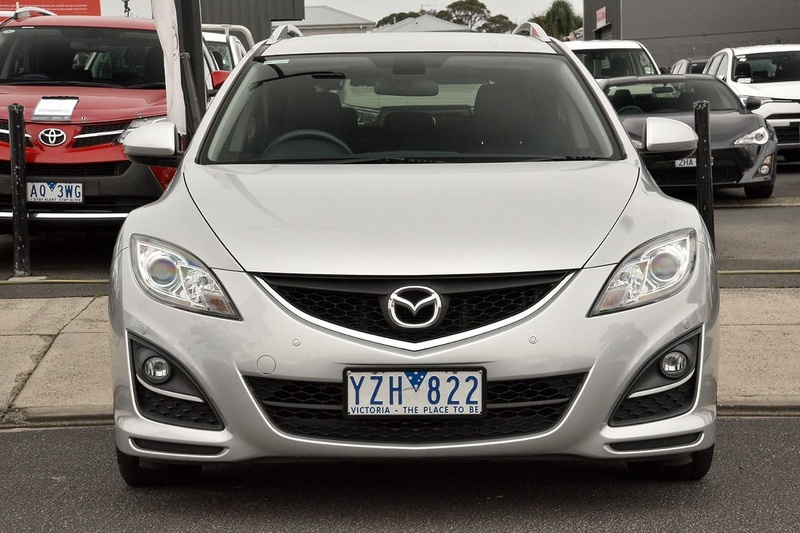 MAZDA 6 Touring GH Series 2 Touring Wagon 5dr Spts Auto 5sp 2.5i [MY12]