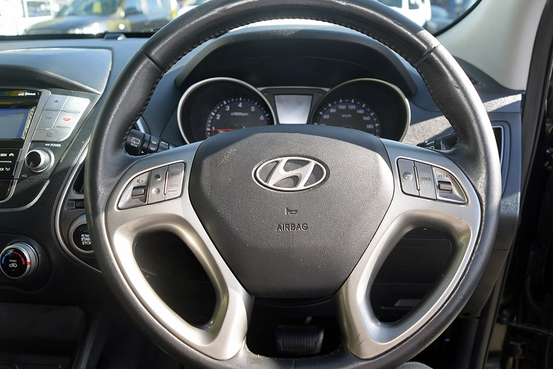 HYUNDAI IX35 Elite LM Elite Wagon 5dr Spts Auto 6sp AWD 2.4i [Feb]
