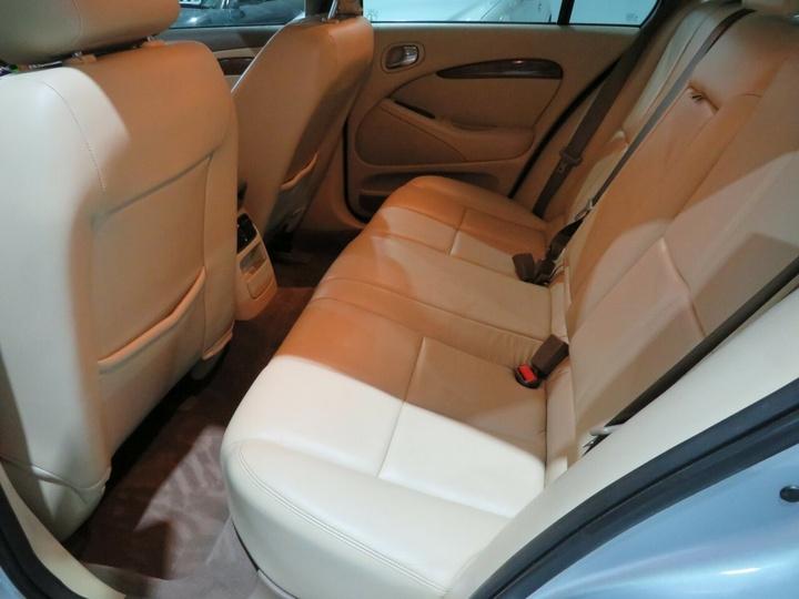 JAGUAR S-TYPE Luxury X204 Luxury Sedan 4dr Auto 6sp 2.7DTT [MY06]