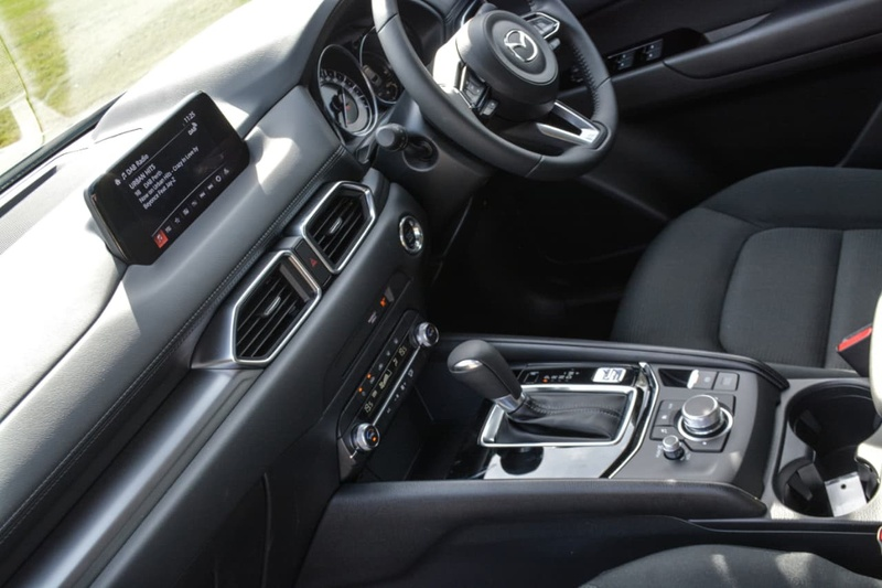 MAZDA CX-5 Maxx KF Series Maxx Sport Wagon 5dr SKYACTIV-Drive 6sp i-ACTIV AWD 2.5i [Sep]