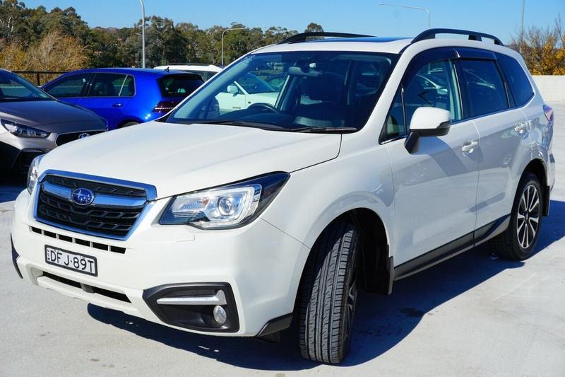 SUBARU FORESTER 2.0D-S S4 2.0D-S. Wagon 5dr Man 6sp AWD 2.0DT [MY16]