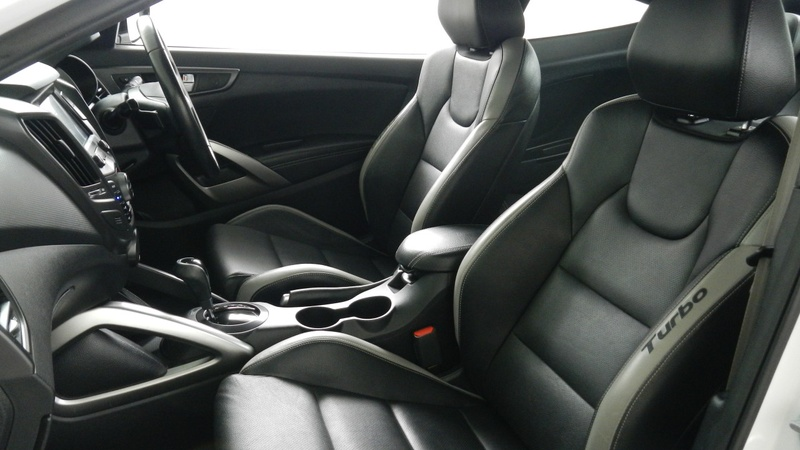 HYUNDAI VELOSTER SR FS4 Series II SR Turbo + Coupe 4dr D-CT 7sp 1.6T