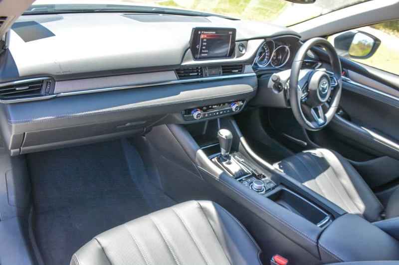 MAZDA 6 Touring GL Series Touring Sedan 4dr SKYACTIV-Drive 6sp 2.2DTT (5yr warranty) [Aug]