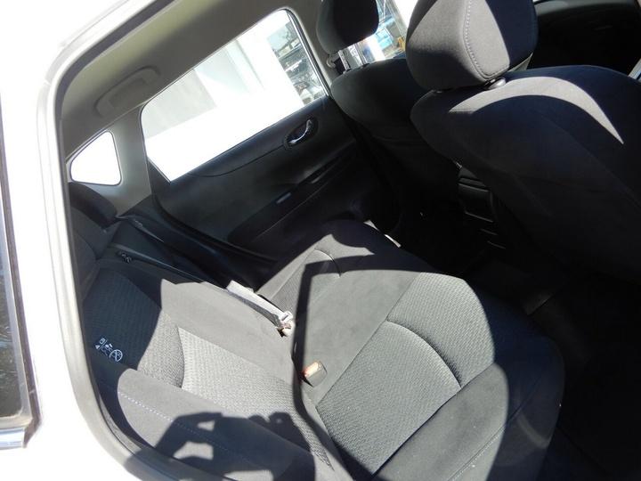 NISSAN PULSAR ST-L C12 ST-L Hatchback 5dr CVT 1sp 1.8i [Feb]
