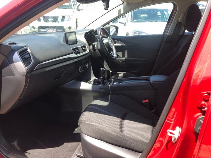 MAZDA 3 SP25 BN Series SP25 Hatchback 5dr SKYACTIV-MT 6sp 2.5i