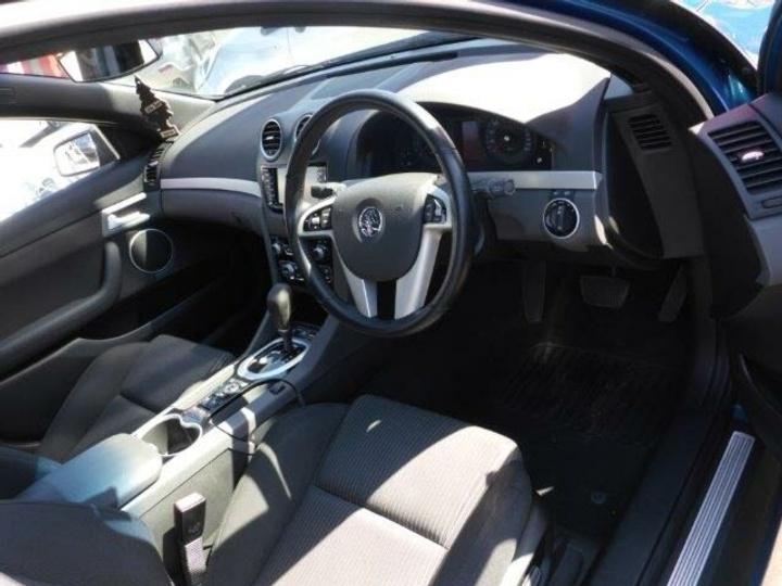 HOLDEN COMMODORE SV6 VE Series II SV6 Sedan 4dr Spts Auto 6sp 3.6i [MY12]