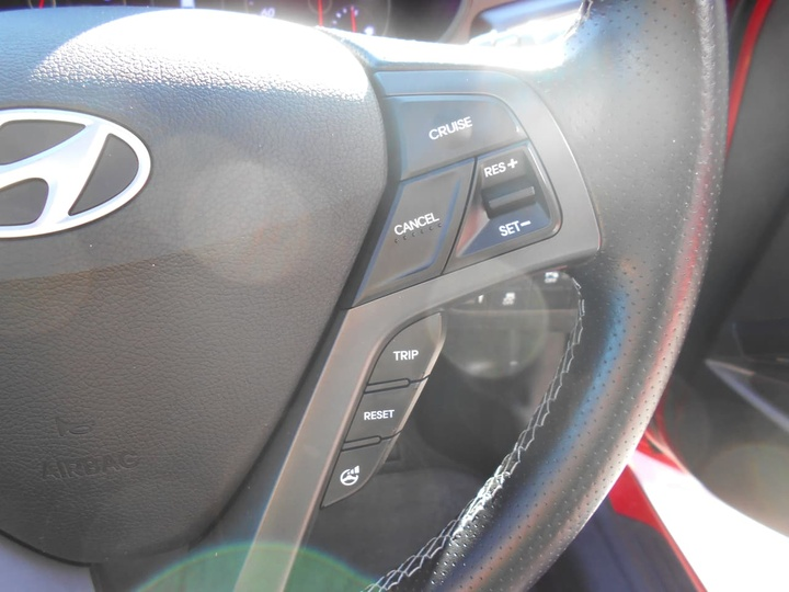 HYUNDAI VELOSTER SR FS4 Series II SR Turbo Coupe 4dr Man 6sp 1.6T