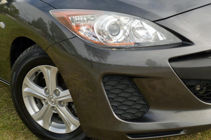 MAZDA 3 Neo BL Series 2 Neo Hatchback 5dr Man 6sp 2.0i