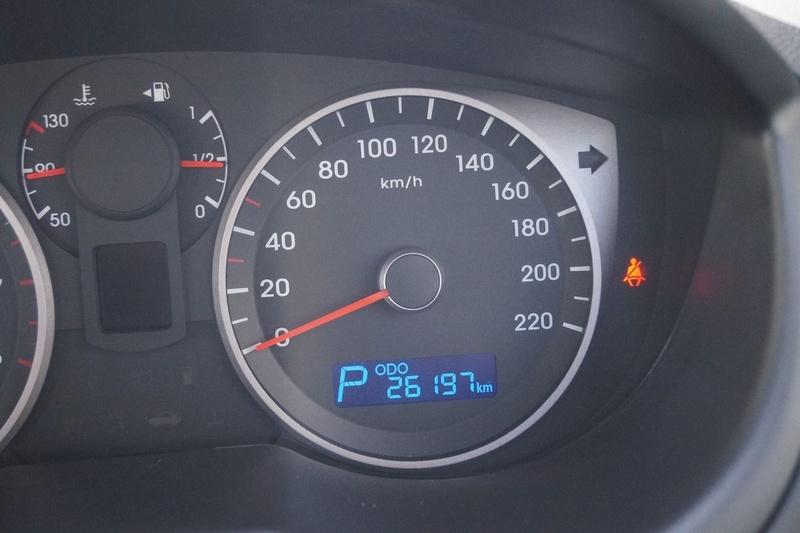 HYUNDAI I20 Active PB Active Hatchback 5dr Auto 4sp 1.4i [MY14]