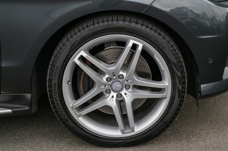 MERCEDES-BENZ ML400  W166 Wagon 5dr 7G-TRONIC + 7sp 4x4 3.0TT [MY15]