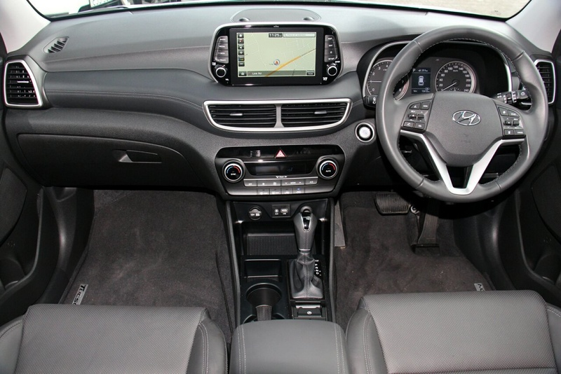 HYUNDAI TUCSON Elite TL3 Elite Wagon 5dr Auto 6sp 2WD 2.0i [MY19]