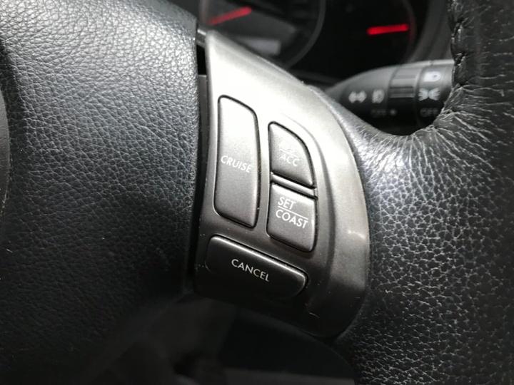 SUBARU IMPREZA RS G3 RS. Hatchback 5dr Spts Auto 4sp AWD 2.0i [MY08]