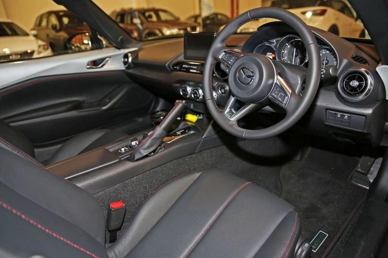 MAZDA MX-5 GT ND GT Roadster 2dr SKYACTIV-Drive 6sp 2.0i (5yr warranty)