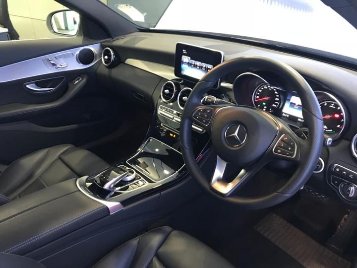 MERCEDES-BENZ C350 e W205 e Sedan 4dr 7G-TRONIC + 7sp 2.0T/60kW Hybrid [Jun]