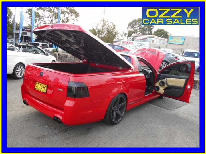 HOLDEN SPECIAL VEHICLES MALOO