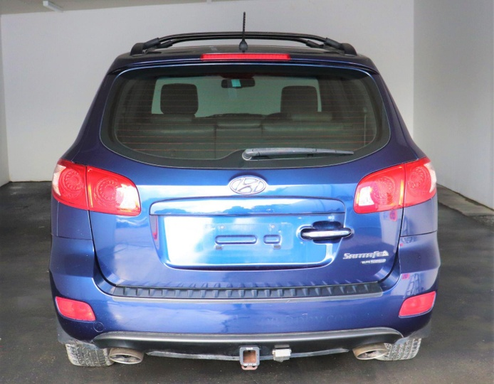 HYUNDAI SANTA FE Elite CM Elite Wagon 7st 5dr Spts Auto 5sp 4x4 2.2DT [MY07]