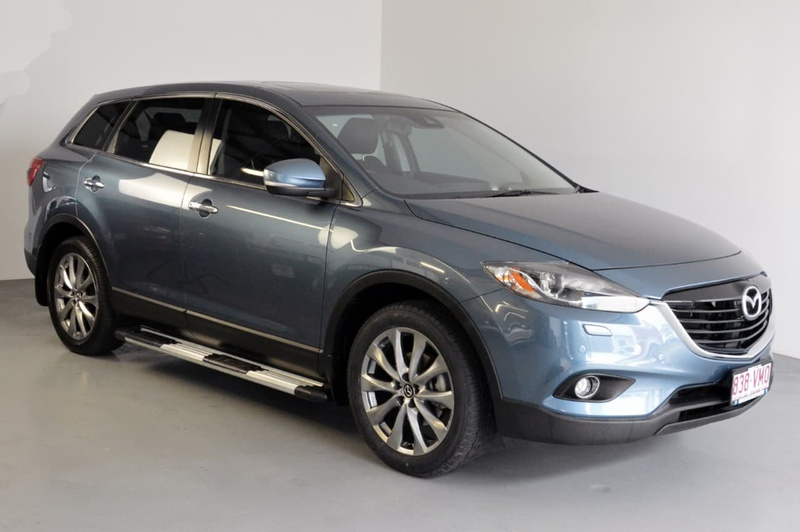 MAZDA CX-9 Grand Touring TB Series 5 Grand Touring Wagon 7st 5dr Activematic 6sp AWD 3.7i