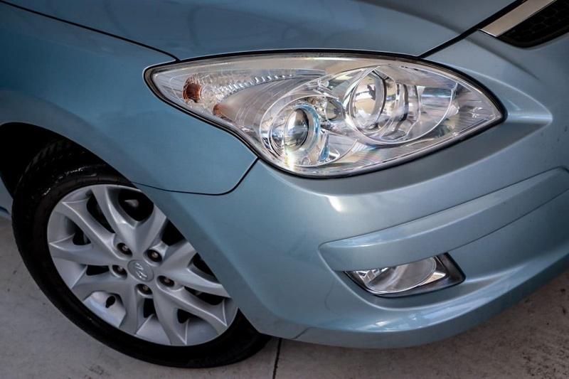 HYUNDAI I30 SLX FD SLX cw Wagon 5dr Auto 4sp 2.0i [MY10]